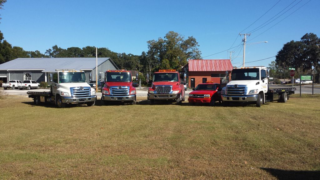 Bryant's Towing 1165 East Duval Street, Lake City, FL 32055
