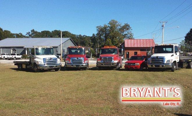Tow Trucks in Lake City Florida