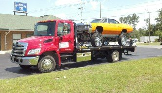 Towing Lake City Florida