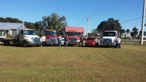 Bryant's Towing of Lake City Florida Staff Picture