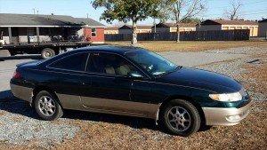 Used Car: 2002 Toyota Solara for Sale in Lake City Florida